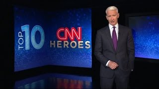 CNN Heroes: Top 10 revealed