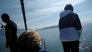 Геленджик. Риболовля у відкритому морі. Спокій і краса.