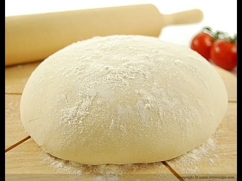 Pizza Dough: This Recipe is Just Perfect
