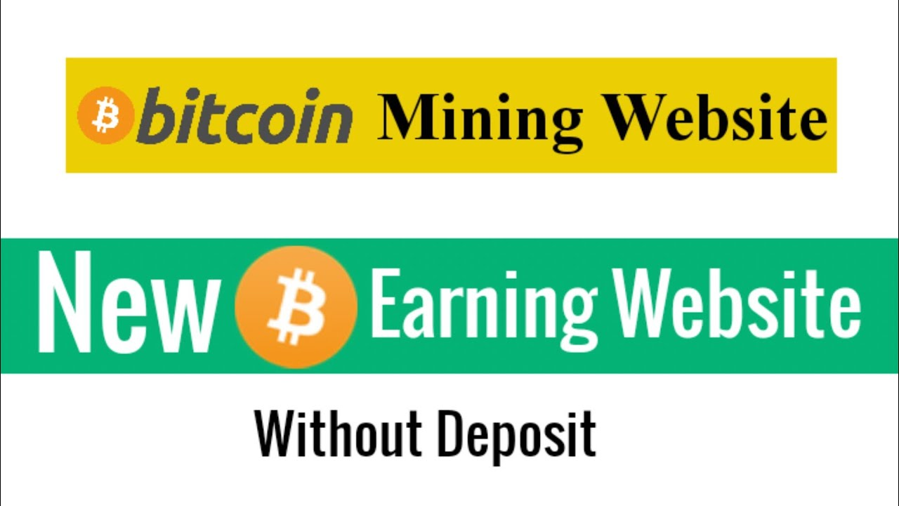 New BTC Mining Earning Website Without Investment || Earn Free Bitcoin Worldwide Non Investment Site