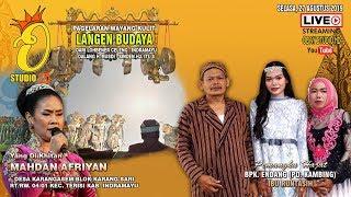 LIVE WAYANG KULIT LANGEN BUDAYA H RUSDI MALAM KARANGASEM 27 AGUSTUS 2019