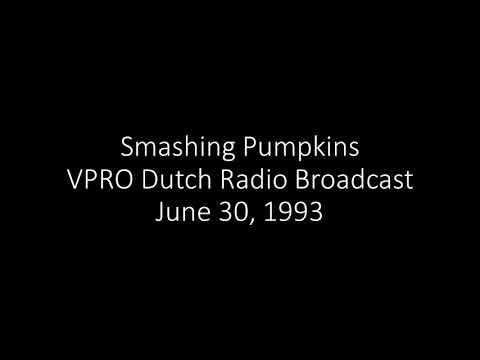 Smashing Pumpkins - VPRO Dutch Radio Broadcast 1993 (Acoustic Performance)