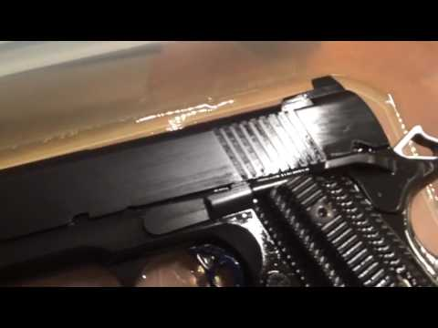 Busting The Myth That Safariland Breakfree CLP Damages Dan Wesson Duty Finish 1