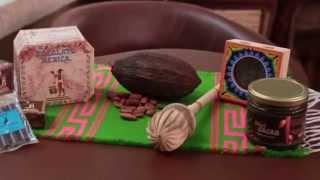 Presentación Xocolatl Mexica - Fábrica De Chocolate Y Chocolatería