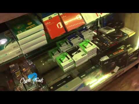 BANGKOK SHOPPING MALL DEDICATED TO CRYPTO MINING   Every GPU & Mining Parts Under One Roof