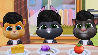 MY TALKING TOM FRIENDS 🐱 ANDROID GAMEPLAY #117 -TALKING TOM AND FRIENDS BY OUTFIT