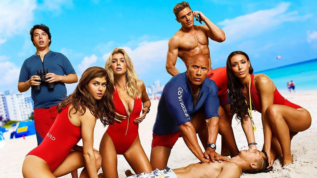 Download Baywatch (2017) Full Movie Fact and Review in hindi / Dwayne Johnson /Hollywood Hindi /Baapji Review