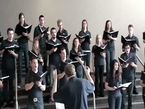Boise State Meistersingers  Acrostic Song
