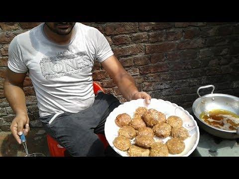Shami kabab Desi Recipe ❤ Village Style ❤ Grandma's Style❤ MY Village Food Secrets