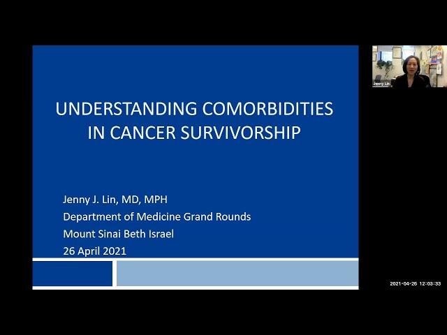 Understanding Comorbidities in Cancer Survivorship