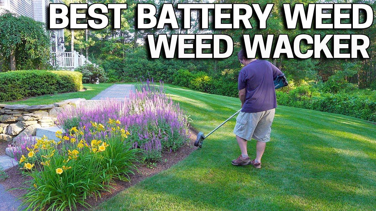 Best Battery Ed Weed Wacker Gas Vs Makita