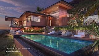 Legend Hill, Appartements, Penthouses et Villas de luxe à Rivière Noire Ile Maurice