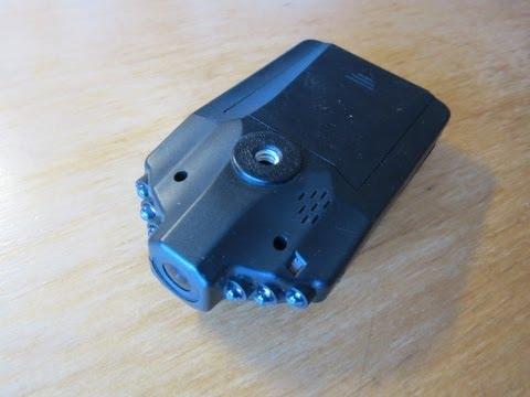 Как сделать простой дачный видерегистратор