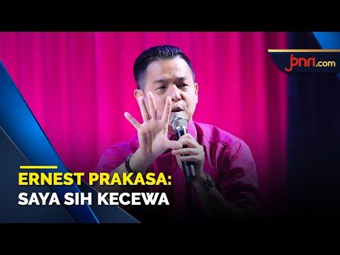 Setahun Jokowi-Ma'ruf, Ernest Prakasa: Saya Sih Kecewa