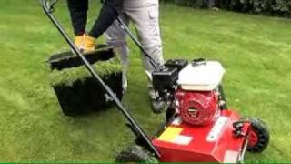 Wellers Hire - Lawn Scarifier