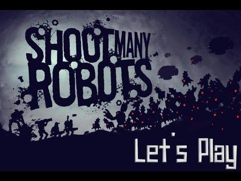 Let's Play Shoot Many Robots   Oyun Makinesi thumbnail