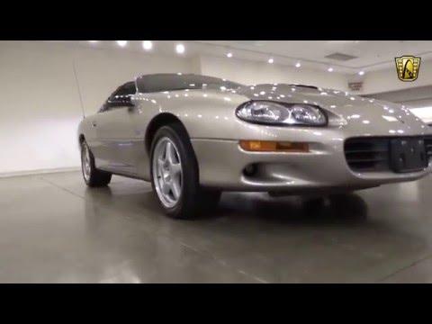 1999 Camaro SS at Gateway Classic Cars STL