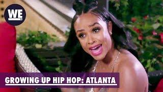 Is Jhonni Jealous of Masika & Fetty Wap!?   Growing Up Hip Hop: Atlanta