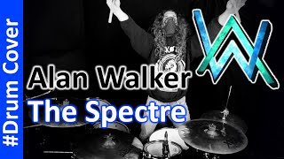 Download Mp3 The Spectre - Drum Cover - Alan Walker  Full Action Edm Meets Drums