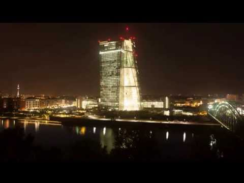 New ECB premises: time-lapse video of the construction process