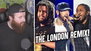 Eminem, Kendrick Lamar, J. Cole, Nipsey Hussle & More - The London (Remix)