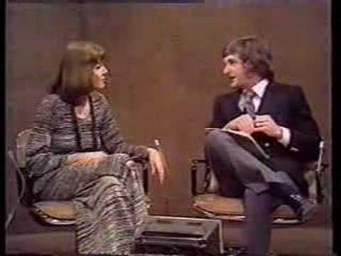 Diana Rigg  Parkinson 1972