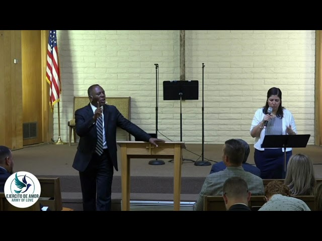 El dominio, El Plan De Dios Para Reinar En La Vida: Pastor Ike Akabogu 072521