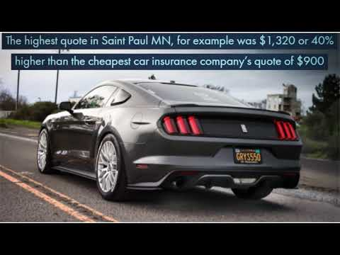 Call @ (651) 413-9727 For Cheap Car Insurance In St Paul MN