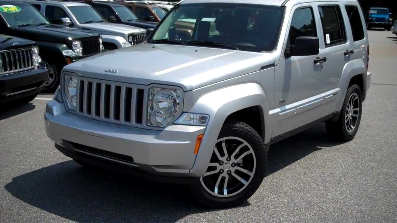 New 2011 Jeep Liberty Sport 70th Anniversary Edition At Troncalli Chrysler  Jeep Dodge In Cumming, GA