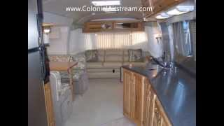 2006 Airstream Classic Limited 34w Slide Out Dinette Queen Bed For Sale Excella
