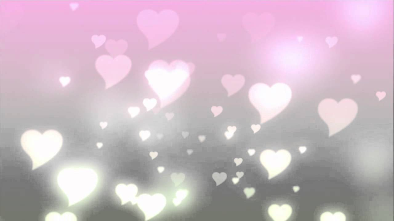 Free Video Background Heart