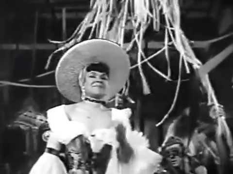 Katherine Dunham in Mambo (R. Rossen, 1954)
