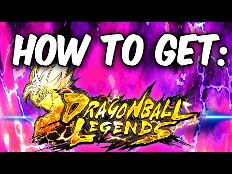 HOW TO GET DRAGON BALL LEGENDS RIGHT NOW! | DB Legends Download *SEE DESCRIPTION FOR TIPS*