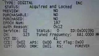 Motorola diagnostics menu