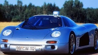 #1027. Isdera commendatore 112i 1993 (Prototype Car)