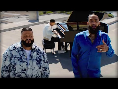 Nipsey Hussle Honored In DJ Khaled's New Music Video