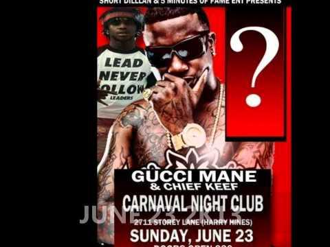 June 23 2k13 Dallas tx Gucci Mane Live at club car