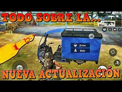 RULES OF SURVIVAL   TODO SOBRE LA NUEVA ACTUALIZACIÓN!!!