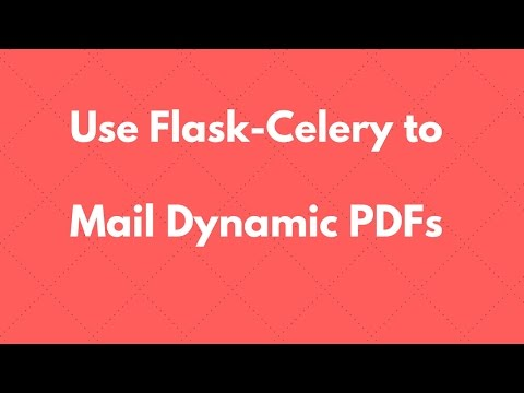 Flask blueprints using templates youtube using celery in flask to email dynamic pdfs malvernweather Choice Image