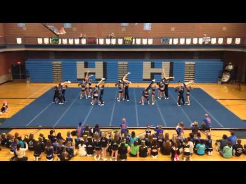 Oregon Dream Team's Dream at Hockinson High School Showcase November 21 2015