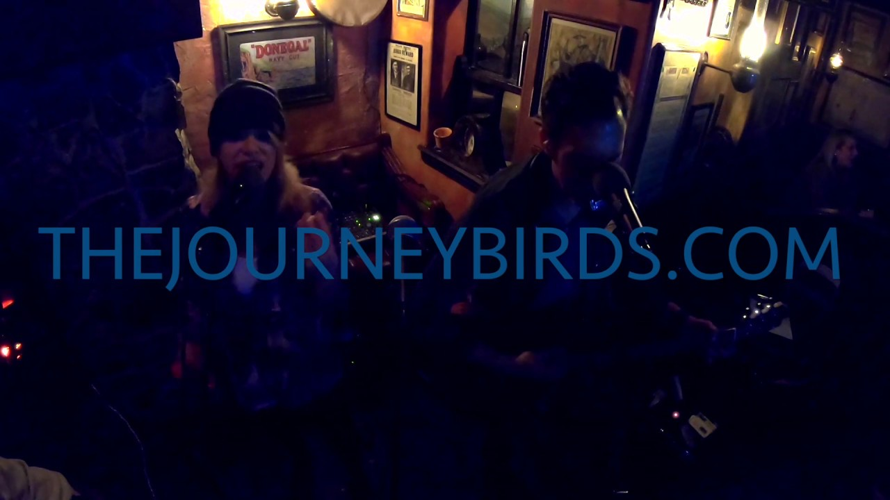 """Home""/""Dirty Paws"", loop mash-up cover by The JourneyBirds"
