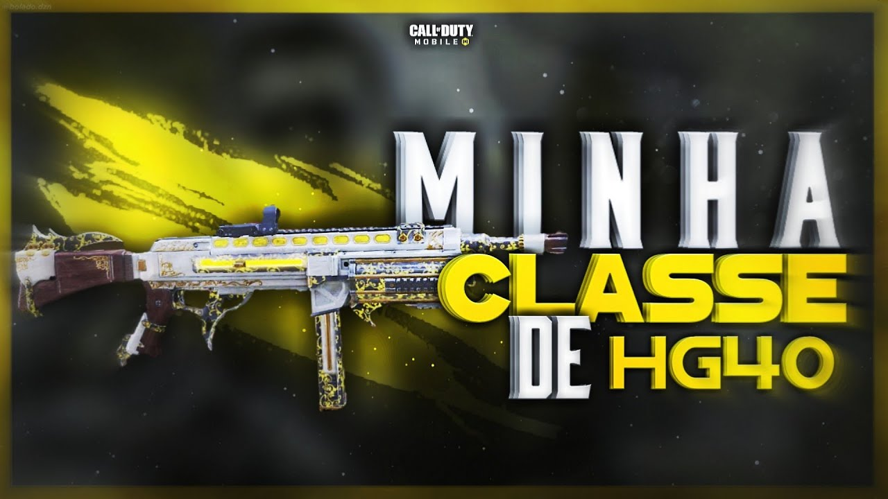 Minha Classe de Hg40! + Legendary Ranked Nuke Gameplay
