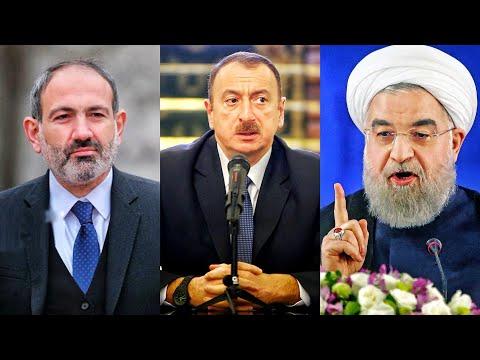 Тегеран дает уроки Баку что из Ирана недавно возили в Арцах