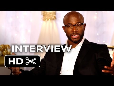 The Best Man Holiday Interview - Taye Diggs (2013)