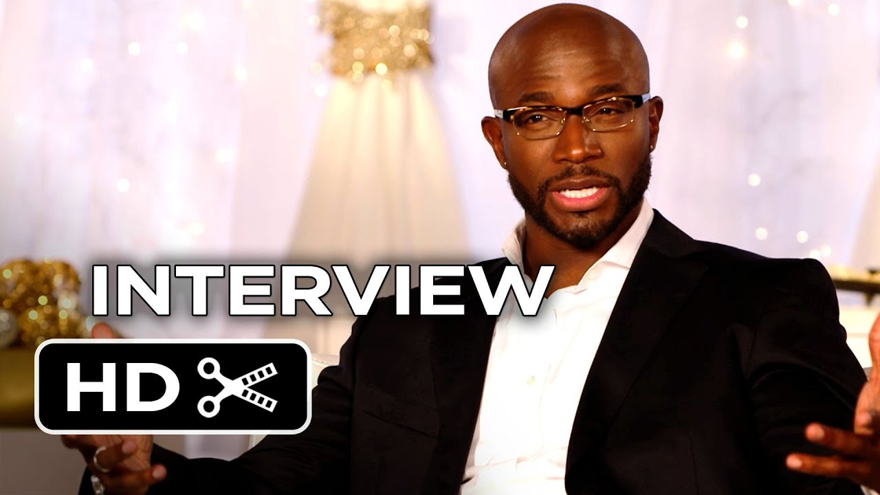 The Best Man Holiday Interview - Taye Diggs (2013) - Terrence Howard Movie HD