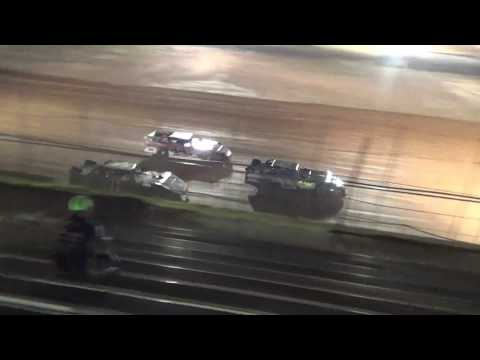 Screven Motor Speedway SUPER STREET Heat Race 03/30/18
