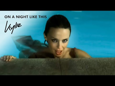 Kylie Minogue - On A Night Like This (Official Video)