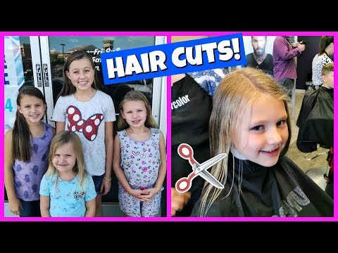 BACK TO SCHOOL HAIRCUTS!
