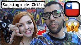 Un Venezolano en SANTIAGO DE CHILE // TopoMagico