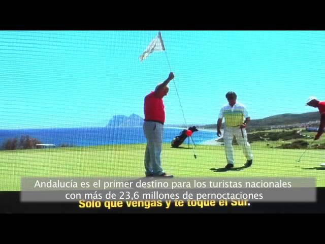 Madrid Presentación Campaña Verano Andalucía